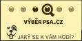 banner www.vyberpsa.cz formátu 120x60 pixelů